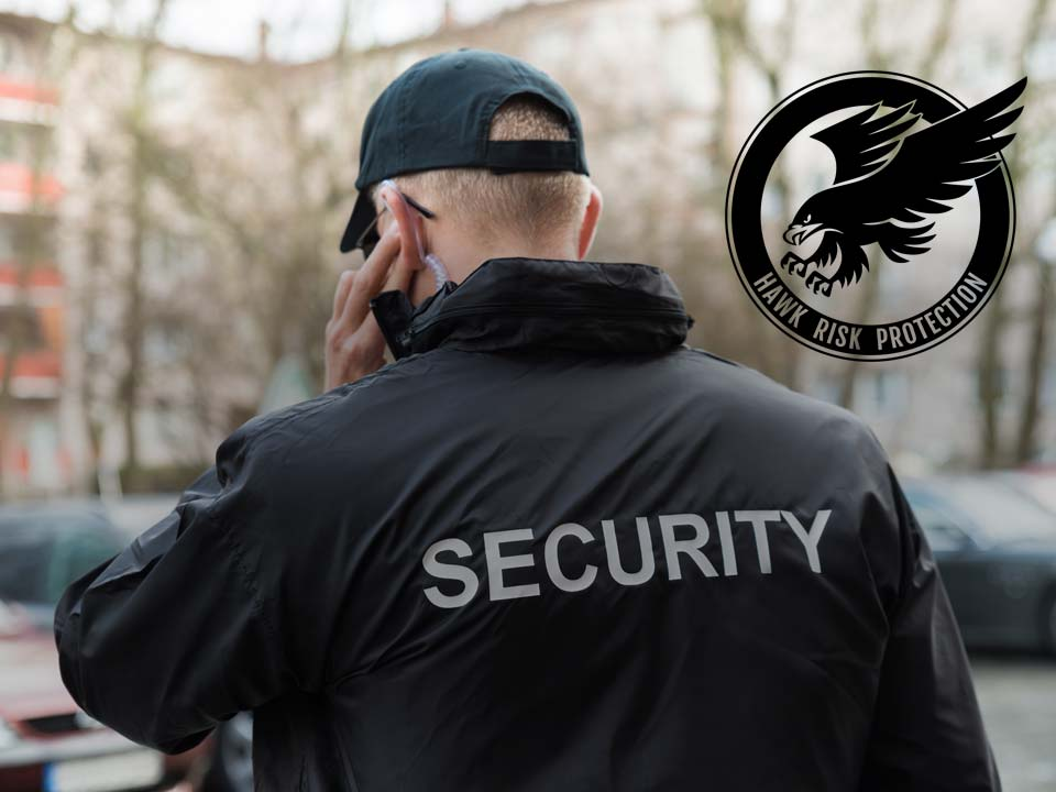 Security Guards & Risk Officers
